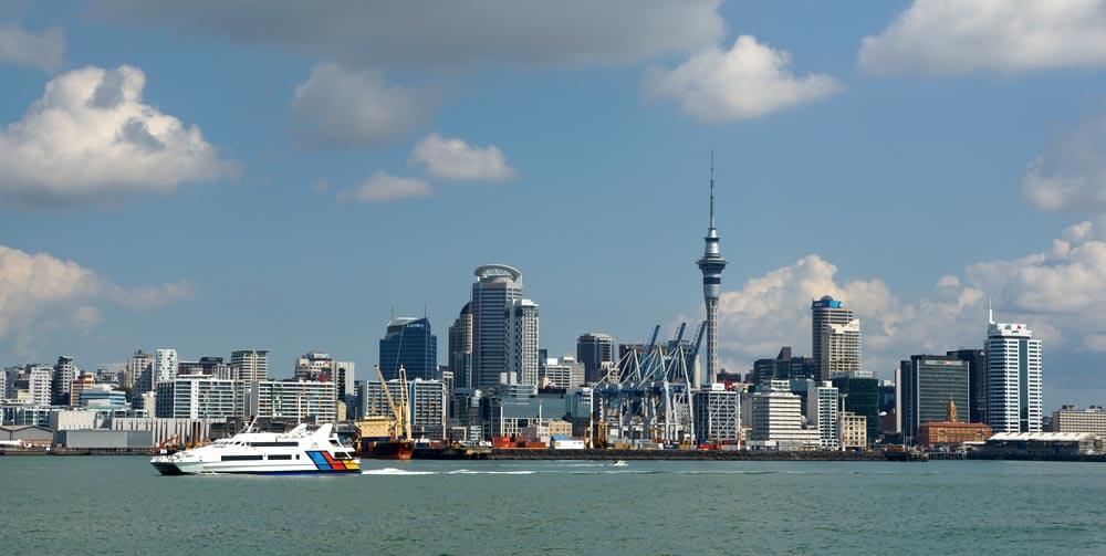 Auckland Wohnmobil mieten