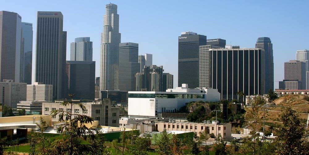 Los Angeles Wohnmobil miete