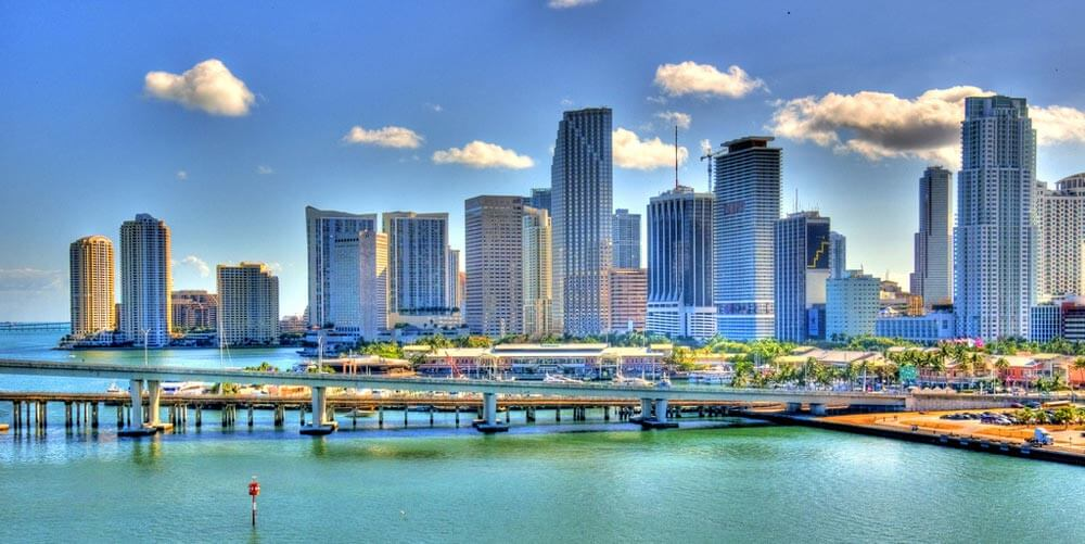 Miami Wohnmobil mieten